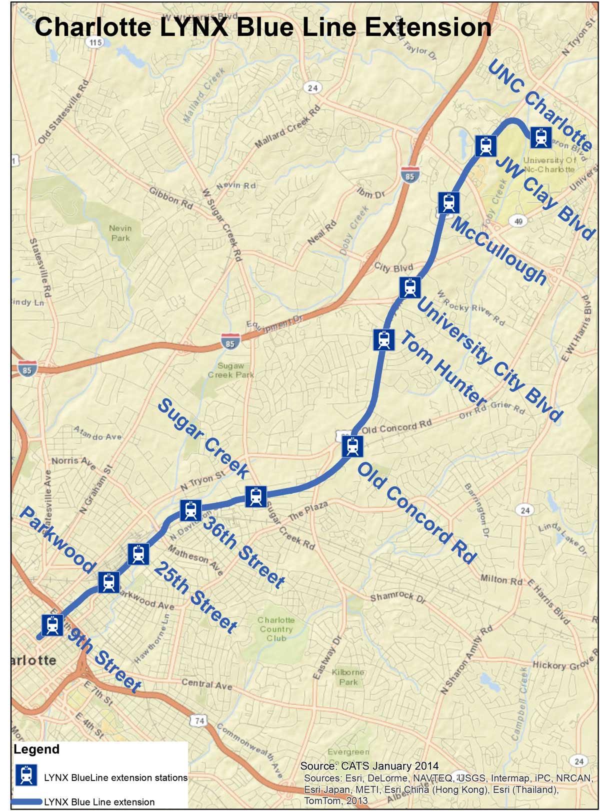 Blue Line extension