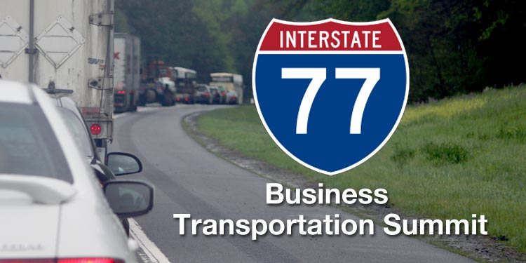 Businesses lining up to attend I-77 summit Thursday